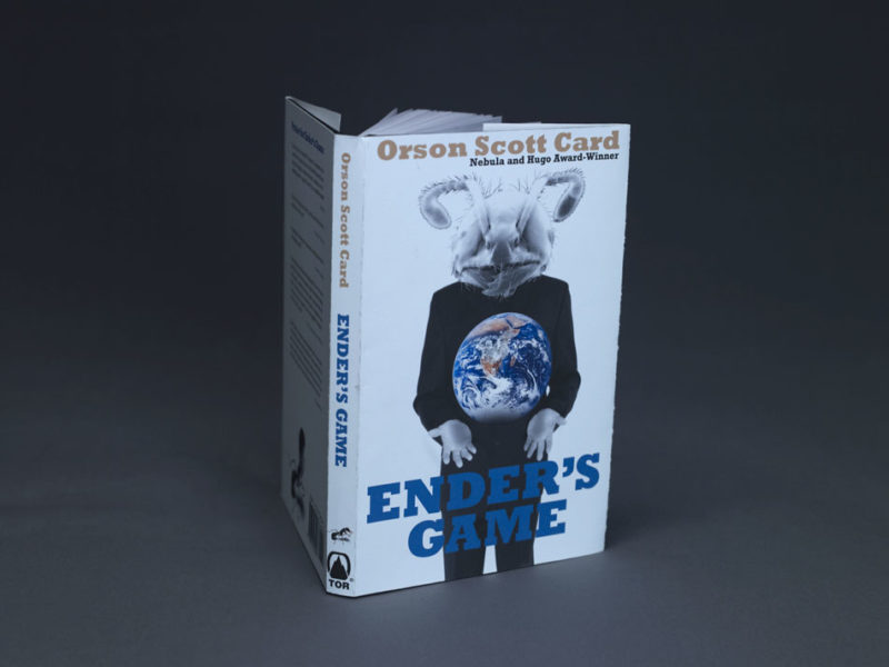Ender's Game book jacket