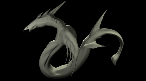 leviathan [without texture]
